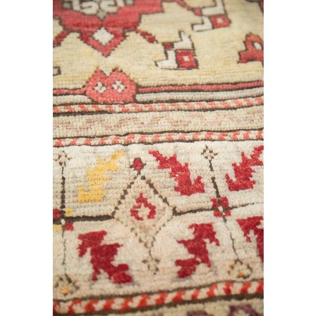 "Vintage Turkish Oushak Carpet - 5'5"" X 8'6"" - Image 8 of 8"