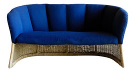 Image of Wicker Loveseats