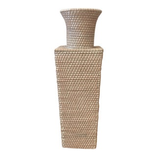 Bungalow 5 Flores Square Vase Showroom Sample For Sale