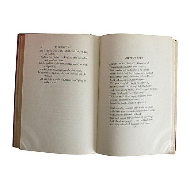 Works of Rudyard Kipling - Set of 4 - Image 4 of 4