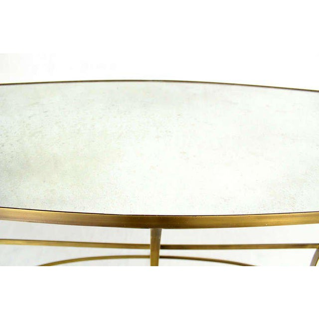 Large Oval Display Table For Sale In New York - Image 6 of 10