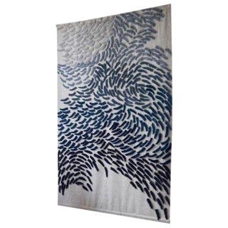 Murmuration – a large scale textile wall hanging (Customisable)