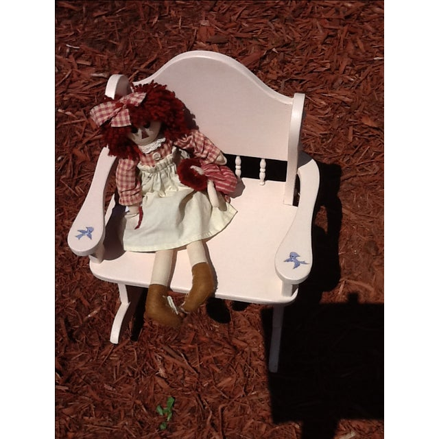 Vintage Child's Rocking Chair - Image 5 of 5