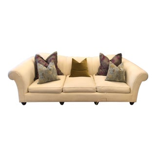 Modern Baker for Barbara Barry Sofa For Sale