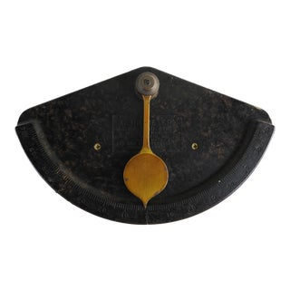 1942 Us Navy Clinometer For Sale