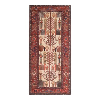"""Antique Nw Persian Rug 5'3"""" X 11'2"""" For Sale"""