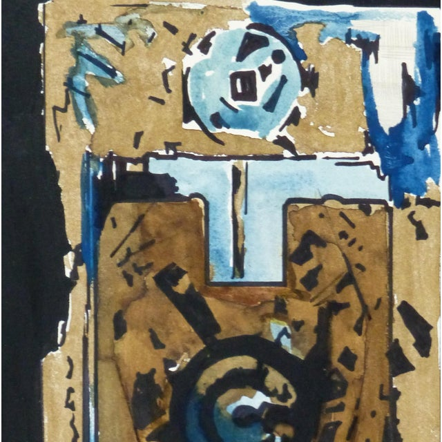 Modern Art Abstract Painting - Image 3 of 4