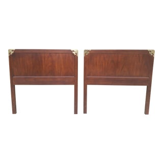 Henredon Twin Headboards - A Pair