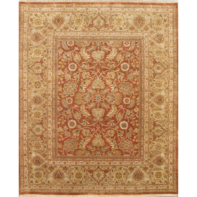 Pasargad Sultanabad Persian Wool Area Rug- 8'x10' - Image 1 of 1