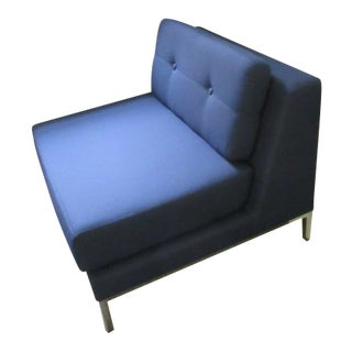 Allermuir Blue Otco Lounge Chair