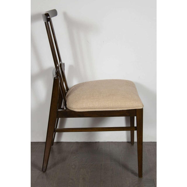 1960s Mid-Century Modernist Dining Chair by Danish Designer Niels Koefoed For Sale - Image 5 of 7