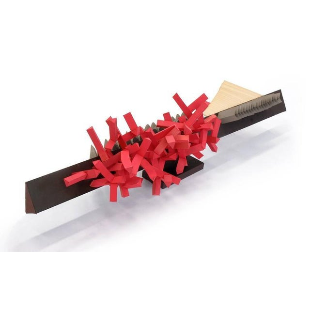 Contemporary Irving Harper Paper Sculpture For Sale - Image 3 of 7