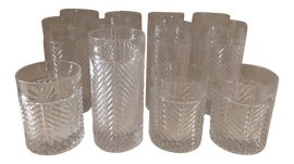 Image of Traditional Lowball Glasses