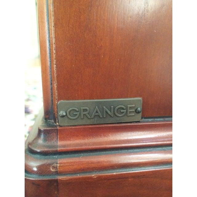 Grange Cherry Nightstand - Image 5 of 7