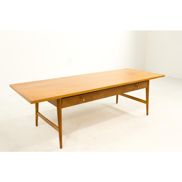 Mid-Century Modern Paul McCobb Planner Group Coffee Table For Sale - Image 10 of 11