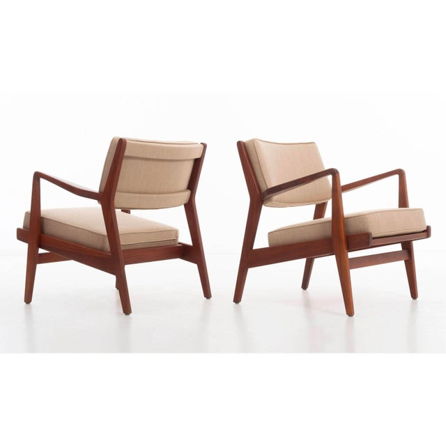 Jens Risom Lounge Chairs For Sale In New York - Image 6 of 13