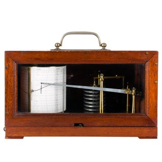 E.B.Meyrowitz Barograph For Sale