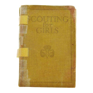 1920 Scouting for Girls Handbook For Sale