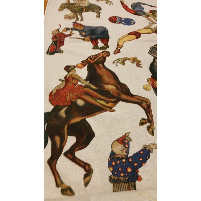 Design Legacy Circus Print By Kelly Oneal 11375 Yards Chairish