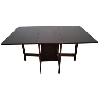 Herman Miller George Nelson Drop Leaf Dining Table