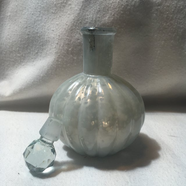 Mercury Glass Decanters - Set of 3 - Image 7 of 7