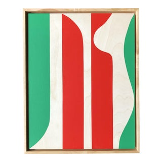 """""""Gucci"""" Original Modern Painting by Tony Curry For Sale"""