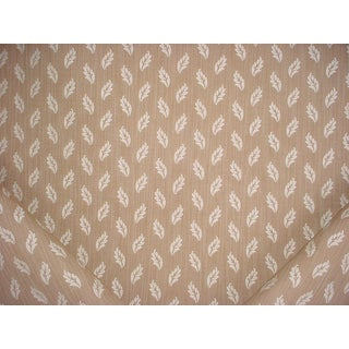 Brunschwig Et Fils Arden Figured Woven Driftwood Upholstery Fabric - 5-3/4y For Sale