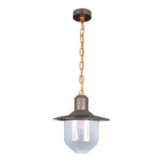 Swiss Street Lamp, Switzerland 1940s For Sale