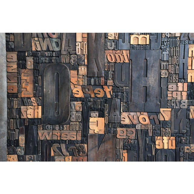 """""""Les Lettres"""" Contemporary Art Work by Raoul W. For Sale - Image 10 of 11"""