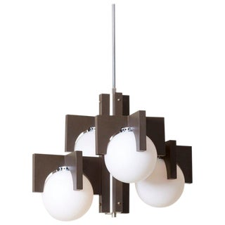 Architectural Pendant Lamp or Chandelier For Sale