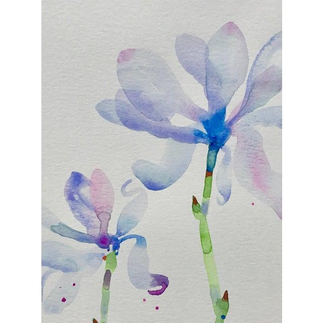 Original watercolor painting on Caslon Paper, Botanical Series 4.