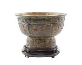 Image of Bronze Planters
