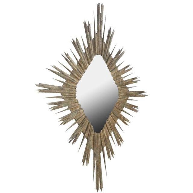 Aidan Gray Diamond Skvode Mirror - Image 1 of 6