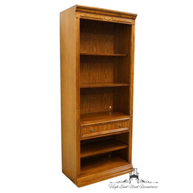 "78.5"" High 32"" Wide 18"" Deep We specialize in High End Used Furniture that we consider to be at least an 8 on a scale of 1..."