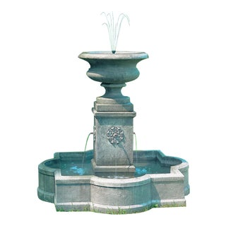 Urn Fountain For Sale