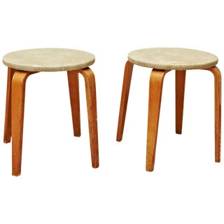 Cor Alons Stool, circa 1950