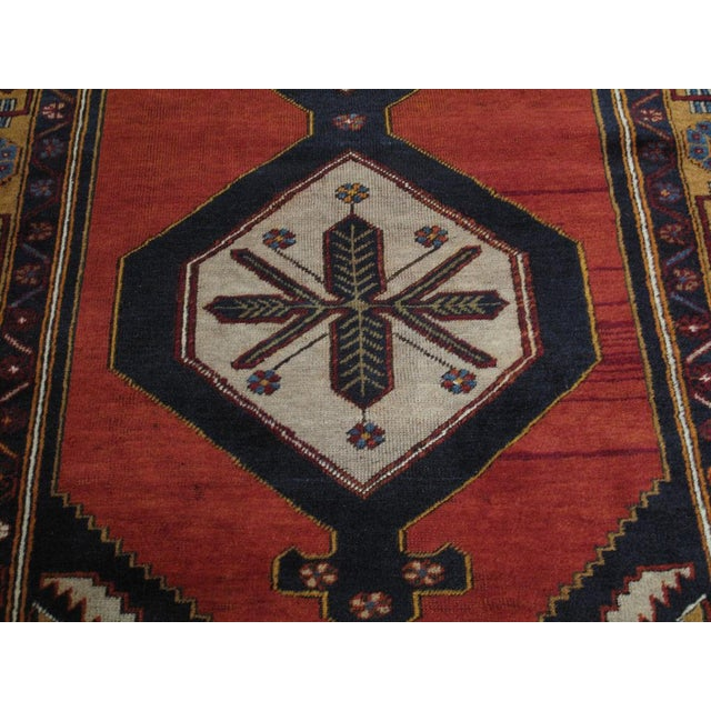 Early 20th Century Yahyali Rug For Sale - Image 5 of 9