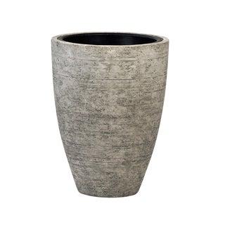Nandi Grey Cement Planter Small For Sale