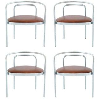 Poul Kjaerholm PK 12 Chairs For Sale