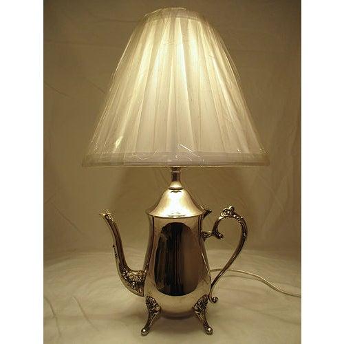 Custom Tea Pot Table Lamp - Image 3 of 4