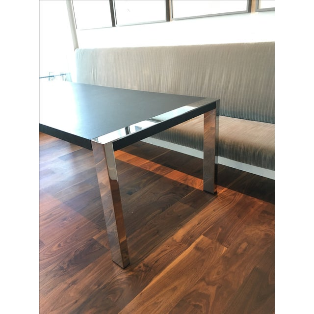 Minotti Lennon Dining Table - Image 4 of 5