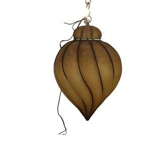 Mid-Century Murano Pendent Lamp