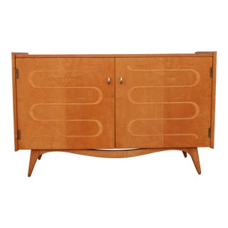 Mid Century Maple Paul Mc Cobb Dresser