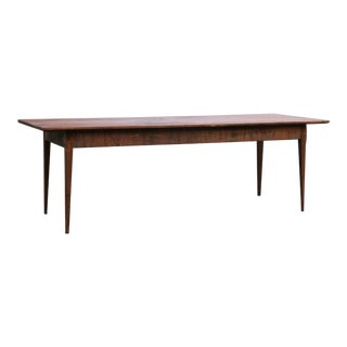 Antique Farmhouse Dining Table For Sale
