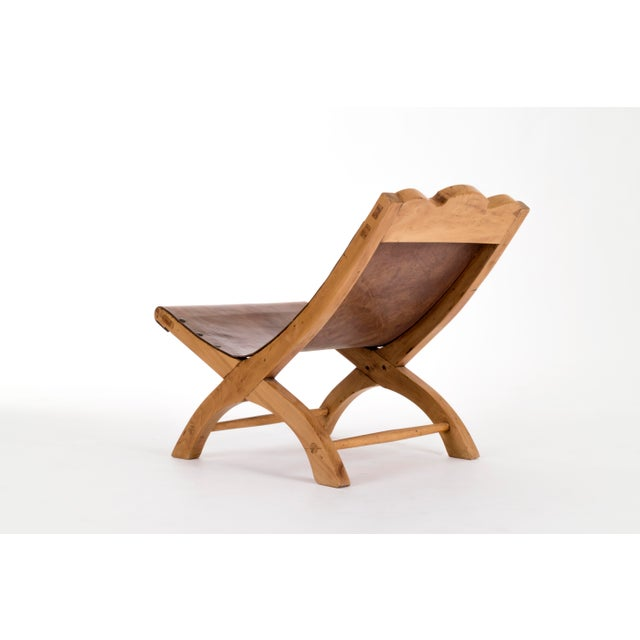 1950s Clara Porset Butaque Lounge Chair For Sale - Image 5 of 8
