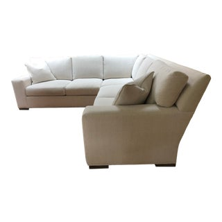 Century Furniture Custom Sectional For Sale