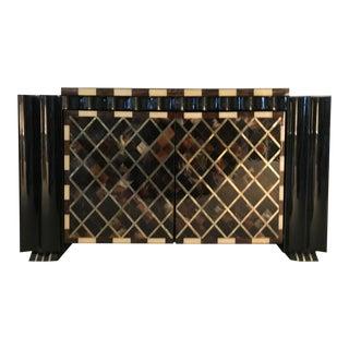 Enrique Garcel Tessellated Horn Cabinet