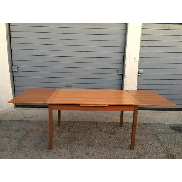 Benny Linden Design Mid-Century Dining Table & 6 Chairs For Sale In Los Angeles - Image 6 of 11