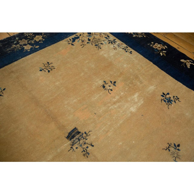 """Old New House Vintage Peking Carpet - 9'11"""" X 17'4"""" For Sale - Image 4 of 13"""