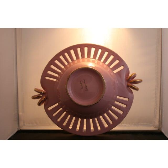 Vintage 50's Italian P.V. Pottery Large Bowl - Image 3 of 7